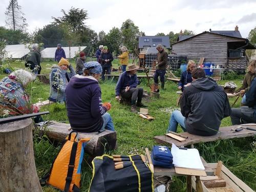 peace oak craft club week one3